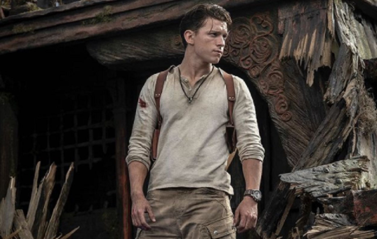 Uncharted, Tom Holland