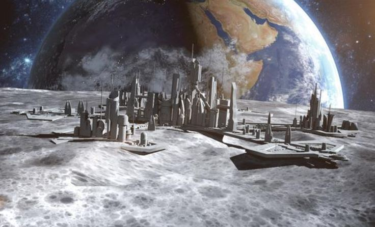 'Is The Moon The Creation Of Alien Intelligence?'